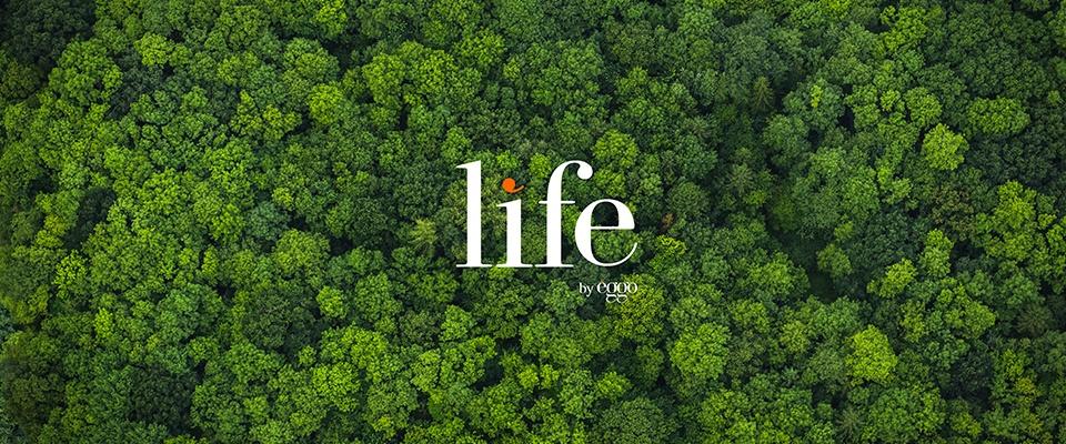 èggo Life pour l'environement