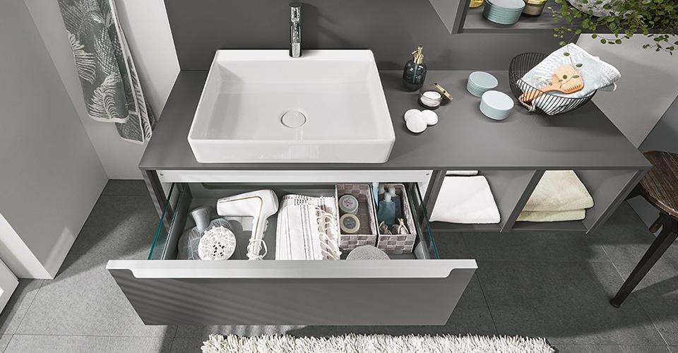 Quelles tendances pour les rangements salle de bain ?