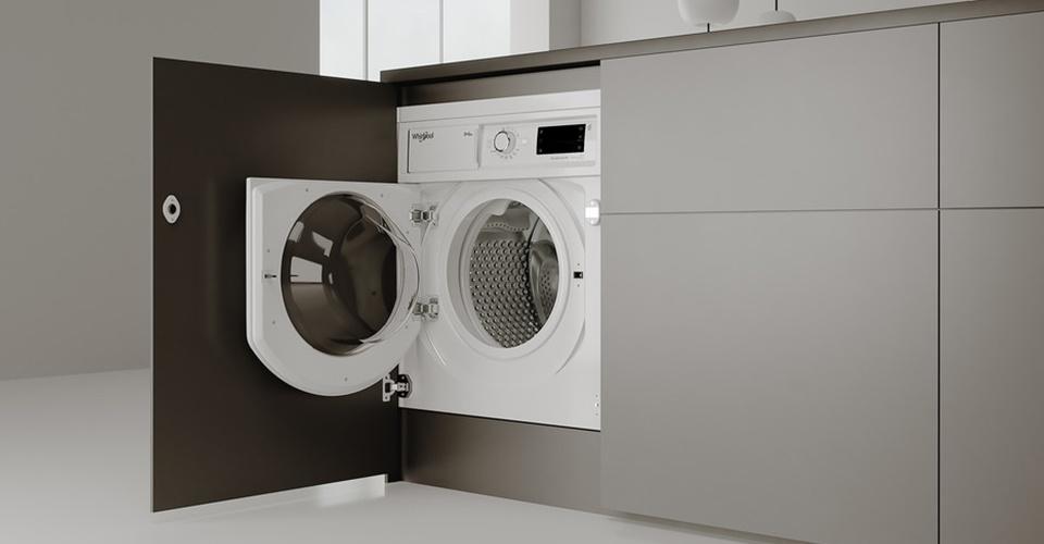 Découvrez la machine lavante-séchante BI WDWG 961484 EU de Whirlpool